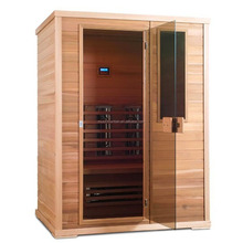 Factory delivery cheapest outdoor sauna bath wooden room