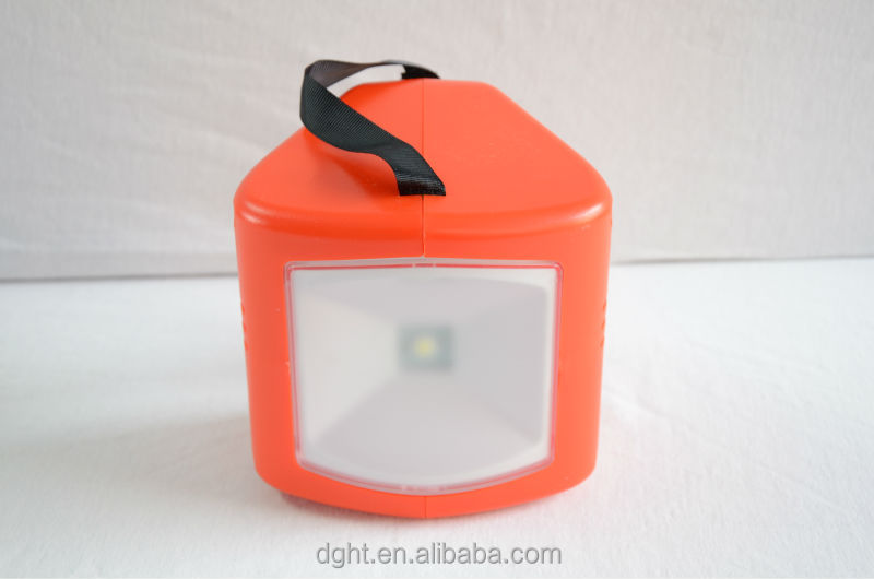 Charge Mobile radio with Flashlight