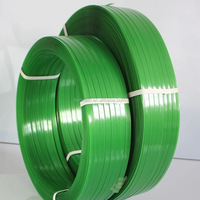 Green and colorful multi sizes pet strapping manufacturers in south africa