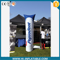 Hot-sale promotional advertising inflatable toothpaste replica