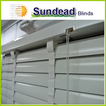 50mm aluminum venetian blinds with ladder tape for big window decoration