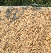 tiger yellow Xiamen granite slab for sale