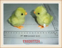 funny toy plush wind up chicken toy