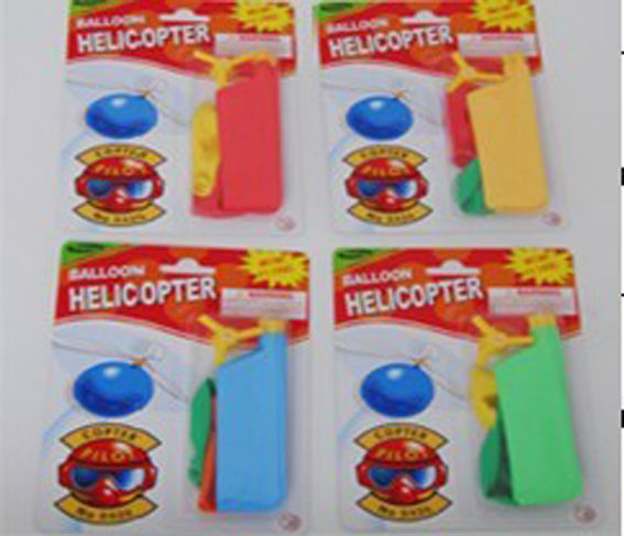 Balloon helicopter, promotional gifts