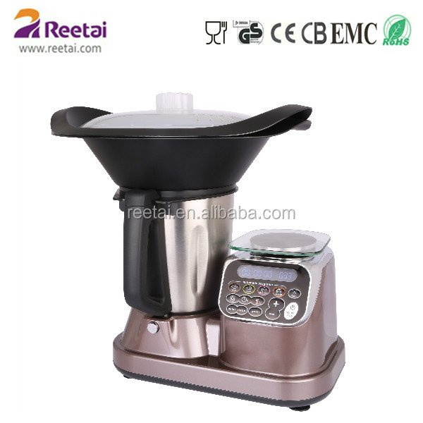 Intelligent Kitchen baby food maker thermo cooking robot machine
