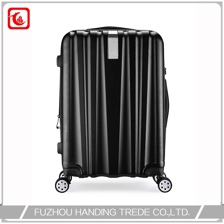 travel case trolley suitcase , leisure international women suitcase luggage wholesale