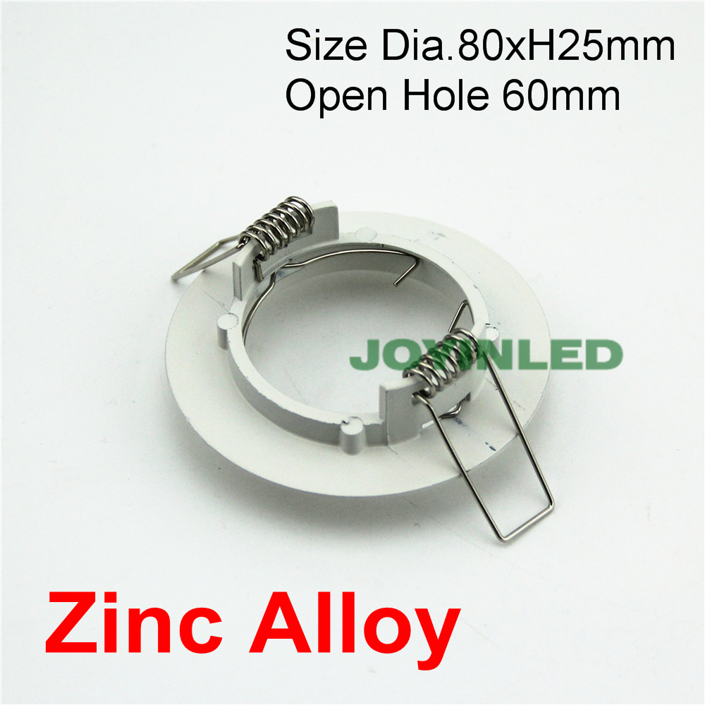 DC12V 3w 5W 7W MR16 GU5.3 Socket COB led <strong>downlight</strong> with trims