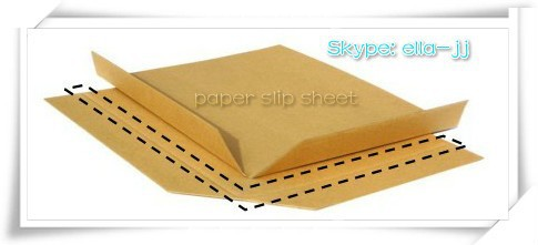 New style cardboard paper slip sheet / Thin paper pallet