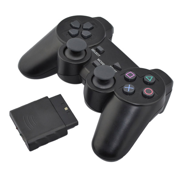 For PS2 2.4G wireless game joystick