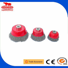 Stainless Steel wire cup brush for polishing