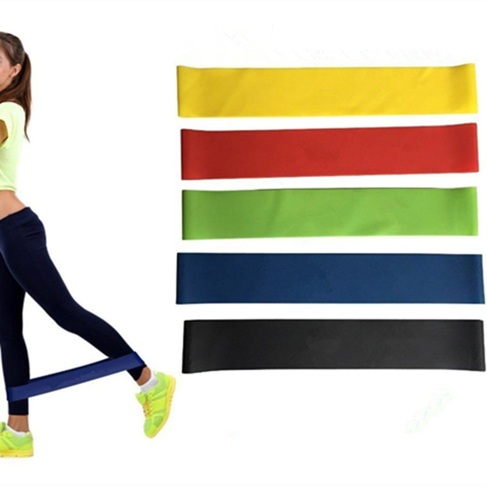 Fitness Workouts Elastic Latex Resistance Bands Buy