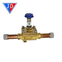 Refrigeration parts solenoid valve MDF10H001 with AC 220V coil