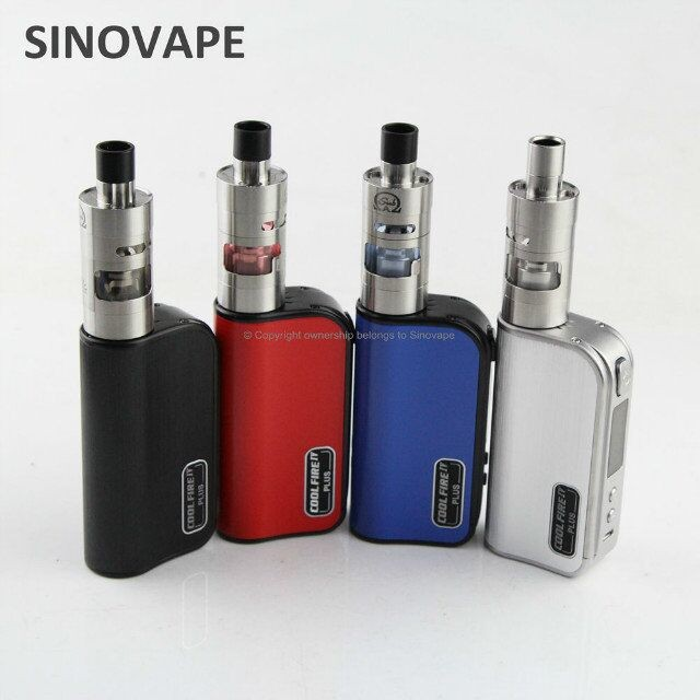Genuine Innokin Cool Fire IV Plus/Coolfire 4 Plus Full Kit with 3300mAh Battery