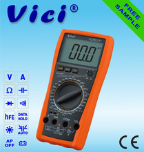 VC9802A+ pocket size digital multimeter