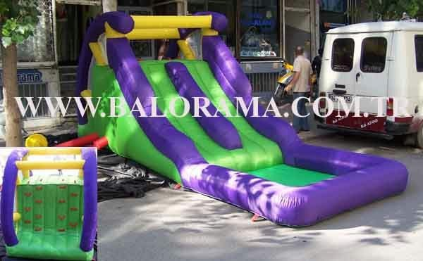 inflatable slides eco model, inflatable slide