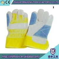 yellow back blue palm 10.5 inch electrical safety equipment