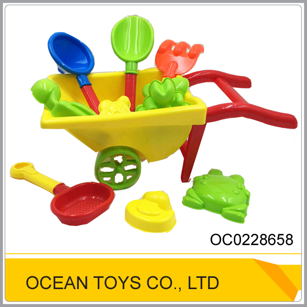 Best selling plastic summer mini sand castle molds toy OC0228658