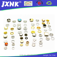 provide various kind fashion design 5 prongs pearl snap fastener for sweater