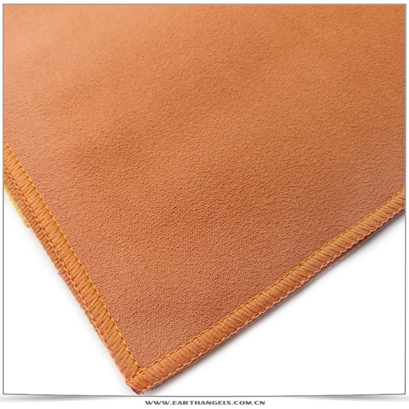 Custom Microfiber Screen Cleaning Cloth For Computer/TV Set/Led