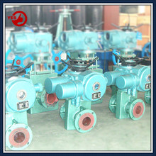 forged steel valve durable pinch valve manufacturers show high performance for mining industry