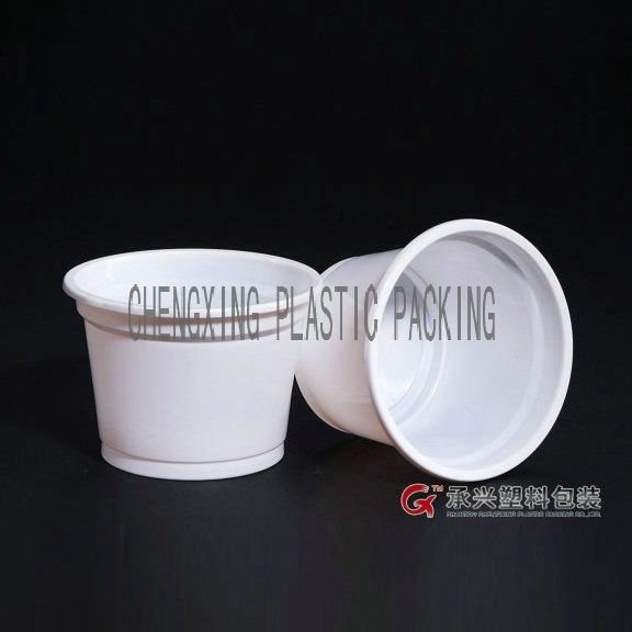 ChengXing brand wholesale 280ml white disposable bowl