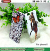 3D Sublimation Phone case for iphone Custom Print Blank case for iphone