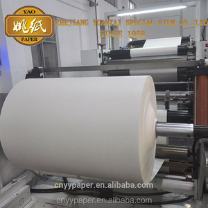 PE coated paper for food packing