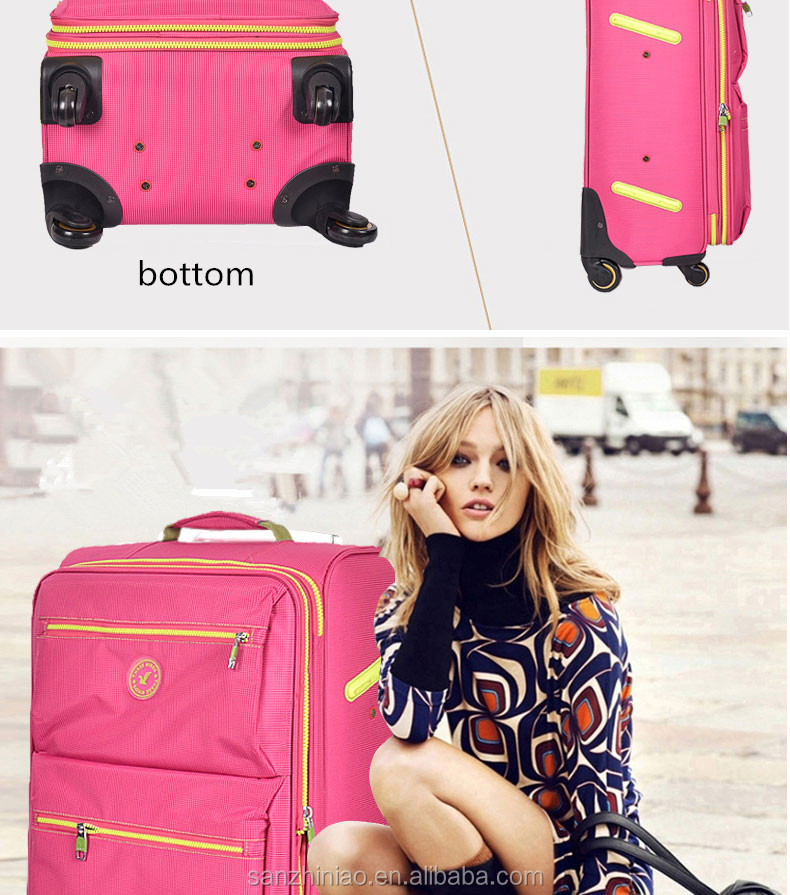 Three Birds travel luggage/luggage/baggage/suitcase