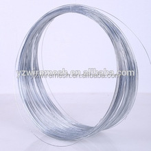 20 Gauge Electric Galvanised Wire for Binding with Free Sample