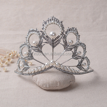 new coming tall wedding crowns tiaras/pageant crowns tiaras