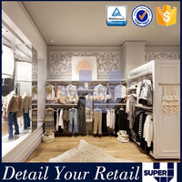 High quality names store interior design clothing store design