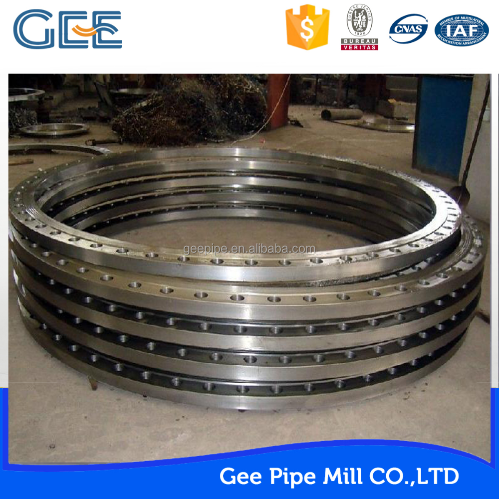 carbon steel a105 backing ring flange