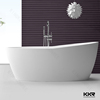 Kingkonree bathtub , KKR bathroom bath , solid surface bathtub