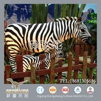 Outdoor and Indoor Playground Decorative Realistic Animal Model