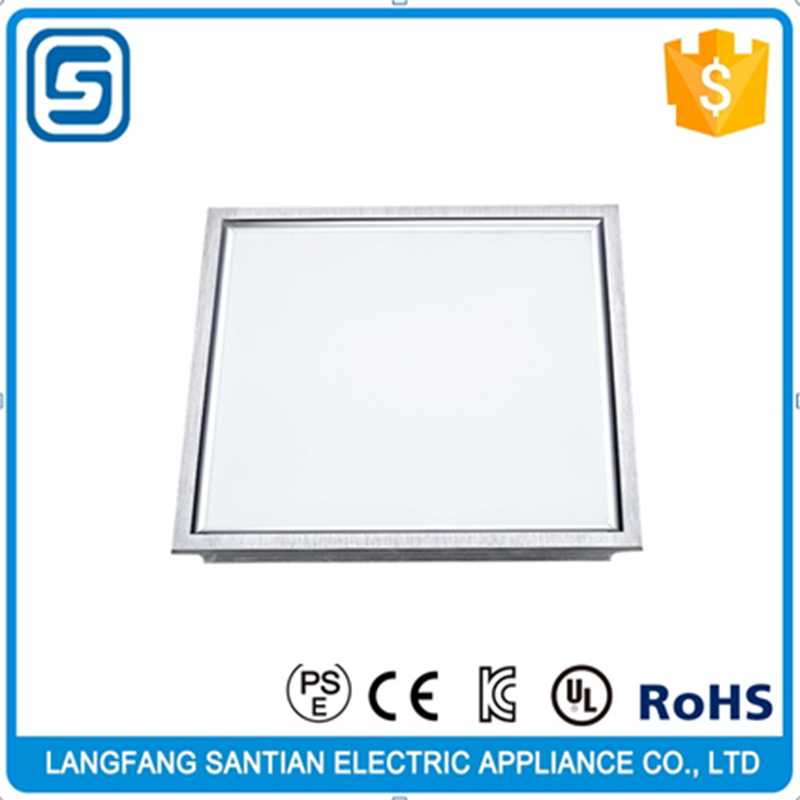 Commercial invoice 9w 12w 15w recessed slim led panel light