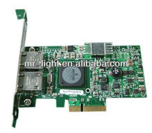 ORIGINAL G218C Broadcom 5709 Gigabit Dual Port PCI-E Ethernet Network Card Adapter