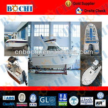 High Quality Steel Hull Yacht