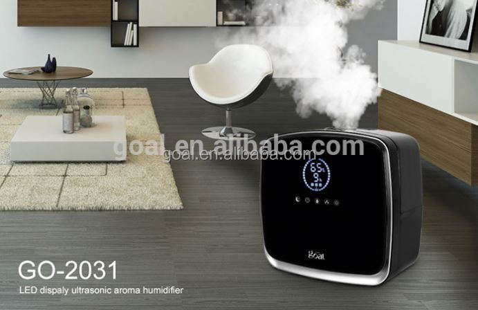Safe Care Humidifier Usb Aromatherapy Car Air Freshener