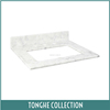 24 Bath Vanity Top Bianco Carrara
