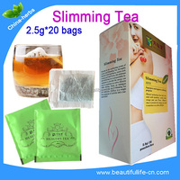 herbal extracted Medicated slimming tea