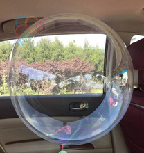 10inch 18inch 24inch 36inch Plastic round shape clear balloon Transparent bubble balloon