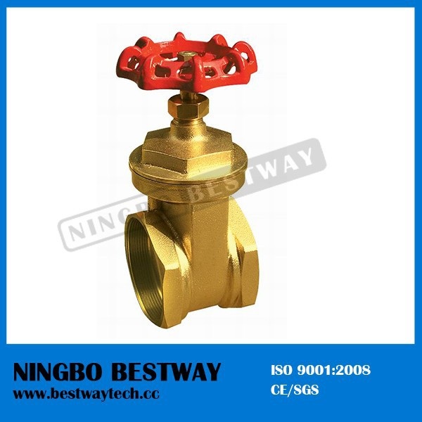 Top Sale 3 inch Brass Gate Valve DN100