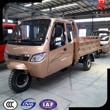 Powerful and Strong 800cc Cargo Three Wheel Motorcycle With Cabin