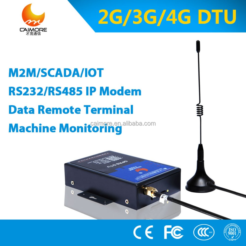 CM3161 Industrial GPRS terminal with GPRS Cellular and block terminal