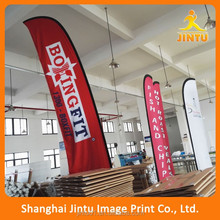 Olympic fabric flag banner printing for commercial party