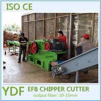 oil palm EFB shredder export to Malaysia 45KW