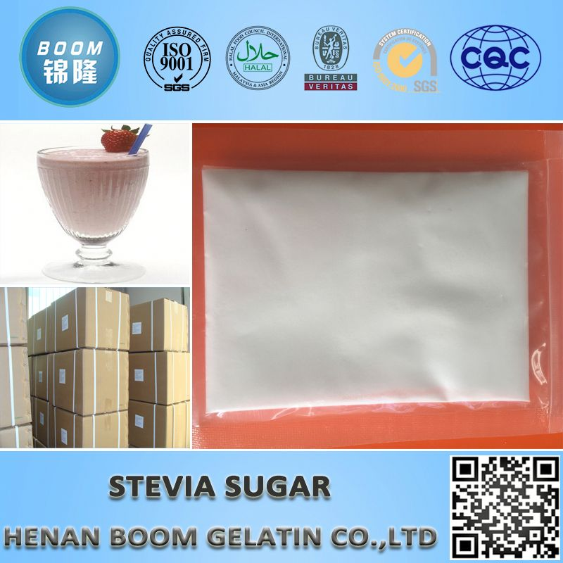 china wholesale organic sweetener powder stevia ra95-99%