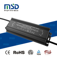 700ma 0-400W Constant Current Waterproof IP67 Electronic LED Driver , LED Power Supply , 80