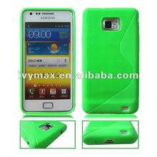 New Cute TPU skin case cover for samsung galaxy s2