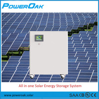 POWEROAK PS6530B 3000W 6.5kWh on off grid applications of solar energy